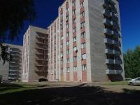 Нижнекамск, улица Корабельная, дом 3. общежитие ОАО Нижнекамскнефтехим