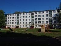 Нижнекамск, улица Корабельная, дом 4. многоквартирный дом
