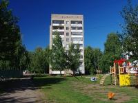 Нижнекамск, улица Корабельная, дом 6. многоквартирный дом