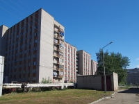 Нижнекамск, улица Корабельная, дом 7. общежитие ОАО Нижнекамскнефтехим