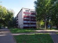 Нижнекамск, улица Корабельная, дом 11. многоквартирный дом