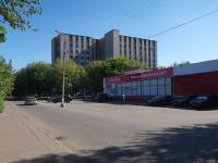 Нижнекамск, улица Корабельная, дом 13. общежитие ОАО Нижнекамскнефтехим