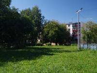 Нижнекамск, улица Корабельная, дом 14Б. многоквартирный дом