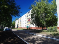 Нижнекамск, улица Корабельная, дом 11А. многоквартирный дом