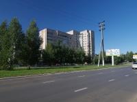 Нижнекамск, улица Корабельная, дом 27. многоквартирный дом