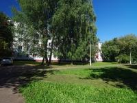 Нижнекамск, улица Тукая, дом 1. многоквартирный дом