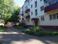 Нижнекамск, улица Тукая, дом 4. многоквартирный дом
