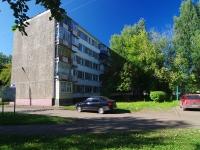 Нижнекамск, улица Тукая, дом 5А. многоквартирный дом