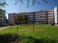 Нижнекамск, улица Тукая, дом 3. многоквартирный дом