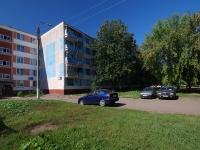 Нижнекамск, улица Тукая, дом 5. многоквартирный дом