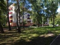 Нижнекамск, улица Тукая, дом 10. многоквартирный дом