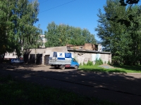 Нижнекамск, улица Тукая. гараж / автостоянка