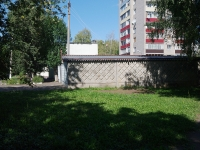 Нижнекамск, улица Тукая. хозяйственный корпус