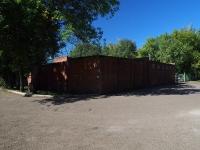 Нижнекамск, Тукая ул, хозяйственный корпус
