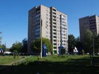 Нижнекамск, улица Вокзальная, дом 2. многоквартирный дом