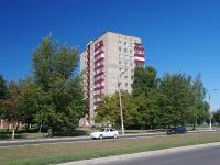 Нижнекамск, улица Вокзальная, дом 4. многоквартирный дом