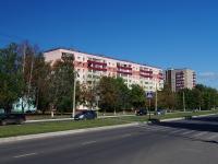Нижнекамск, улица Вокзальная, дом 6. многоквартирный дом