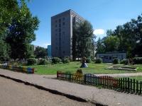Нижнекамск, улица Вокзальная, дом 8. многоквартирный дом