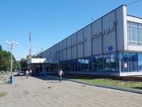Нижнекамск, улица Вокзальная, дом 7. вокзал