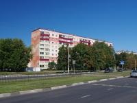 Нижнекамск, улица Вокзальная, дом 10. многоквартирный дом