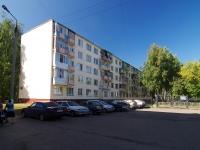 Нижнекамск, улица Вокзальная, дом 10А. многоквартирный дом