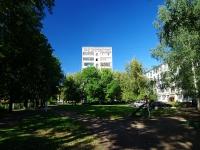Нижнекамск, улица Вокзальная, дом 12. многоквартирный дом