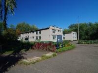 Нижнекамск, улица Вокзальная, дом 12А. детский сад №13, Чебурашка