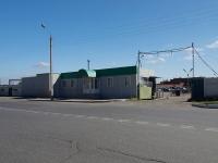 Нижнекамск, улица Вокзальная, дом 13А с.1. гараж / автостоянка