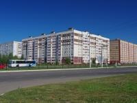 Нижнекамск, улица Южная, дом 2. многоквартирный дом