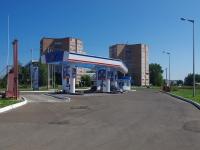 Нижнекамск, улица Южная, дом 5А. автозаправочная станция
