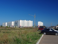 Nizhnekamsk,  Rifkat Gainullin, house 8. Apartment house