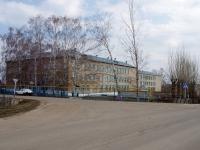 Нурлат, улица Заводская, дом 1 к.1. школа №3