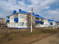 Нурлат, улица Заводская, дом 2. многоквартирный дом