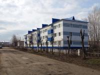 Нурлат, улица Заводская, дом 2А. многоквартирный дом