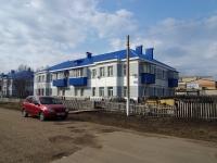 улица Заводская, дом 4. многоквартирный дом