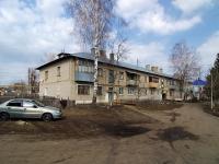 Нурлат, улица Заводская, дом 11. многоквартирный дом