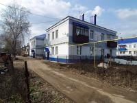 Нурлат, улица Заводская, дом 13. многоквартирный дом