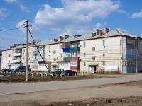 Нурлат, улица Ленинградская, дом 3. многоквартирный дом