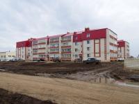 Нурлат, улица Ленинградская, дом 3А. многоквартирный дом