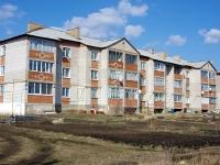 Нурлат, улица Ленинградская, дом 5. многоквартирный дом