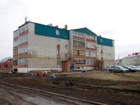 Нурлат, улица Ленинградская, дом 7. многоквартирный дом