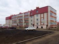 Нурлат, улица Ленинградская, дом 7А. многоквартирный дом