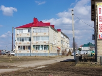 Нурлат, улица Ленинградская, дом 9. многоквартирный дом