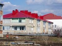 Нурлат, улица Ленинградская, дом 13. многоквартирный дом