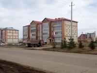Нурлат, улица Нурлатская, дом 12. многоквартирный дом