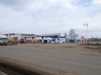 Нурлат, улица Нурлатская. автозаправочная станция