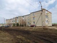 Нурлат, улица Самаренкина, дом 1. многоквартирный дом