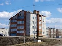 Нурлат, улица Самаренкина, дом 5. многоквартирный дом