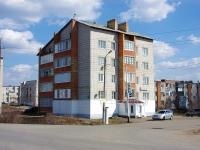Нурлат, улица Самаренкина, дом 7. многоквартирный дом