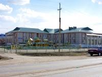 Nurlat, st Samarenkin, house 9. nursery school